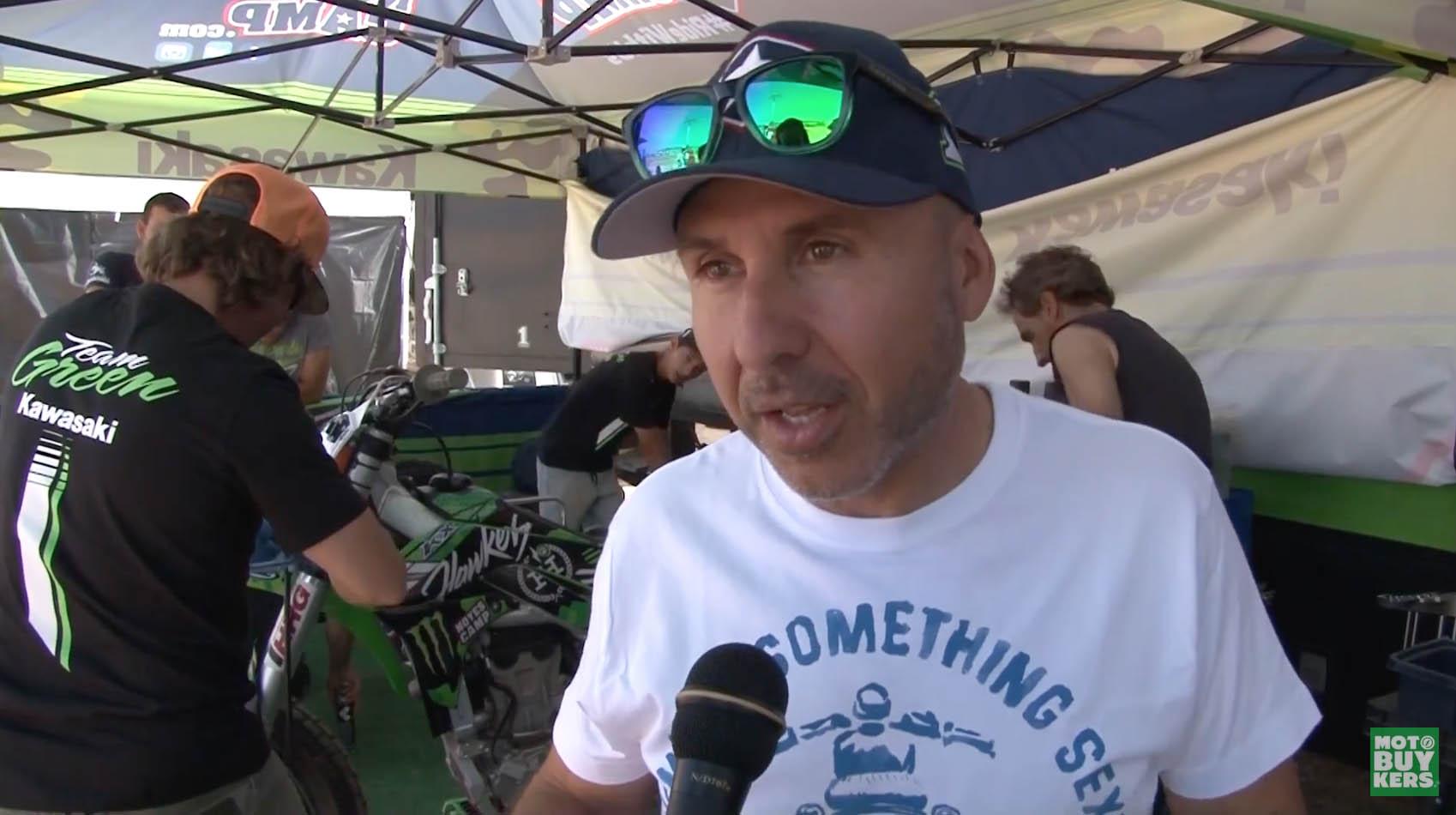 Entrevista Ferran Mas