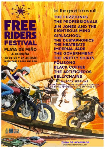 Cartel Free Riders Festival